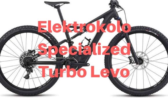 Elektrokolo Specialized Turbo Levo FSR St 29
