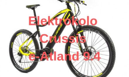 Elektrokolo Crussis e-Atland 9.4