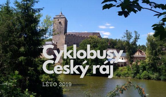 Cyklobusy v Českém ráji 2019