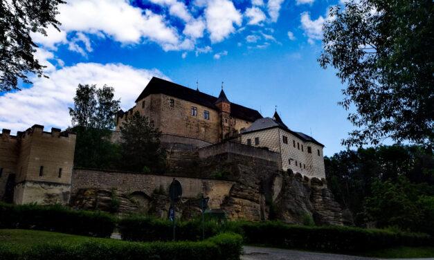 Cyklotrasa: Přes tři hrady v Českém ráji